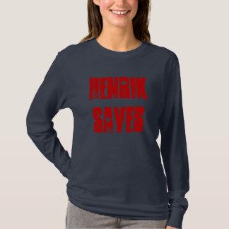 Henrik Saves - NY Rangers shirt