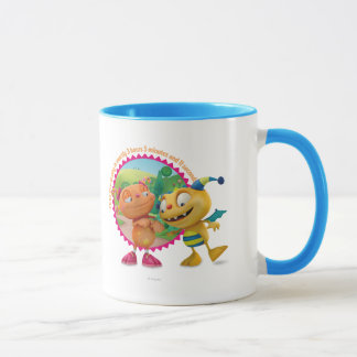 Henry and Gertie Mug