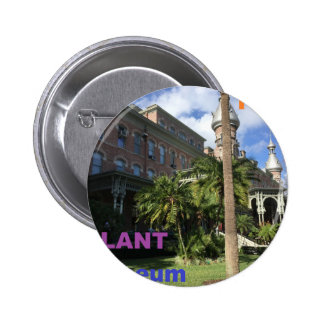 Henry B. Plant Museum 2 Inch Round Button