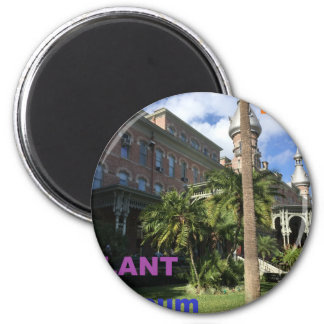 Henry B. Plant Museum 2 Inch Round Magnet