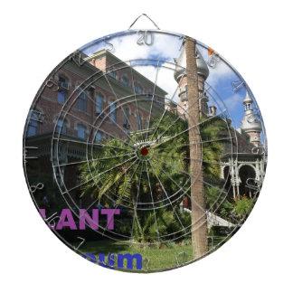 Henry B. Plant Museum Dartboard