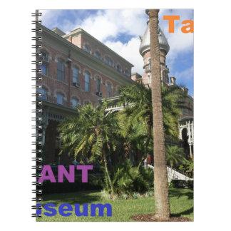 Henry B. Plant Museum Notebooks
