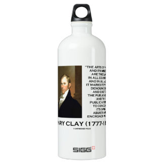 Henry Clay Arts Of Power Its Minions Same Quote