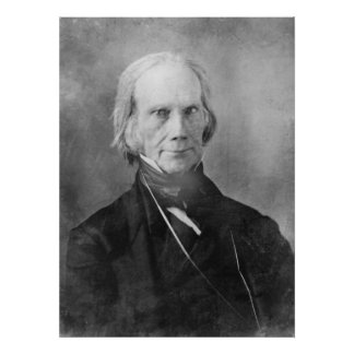 Henry Clay Poster