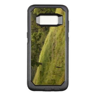 Henry Coe Hillside at Dawn OtterBox Commuter Samsung Galaxy S8 Case