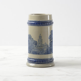 """Henry County Courthouse"" Beer Stein"