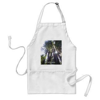Henry Cowell Redwoods Apron