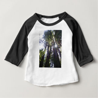 Henry Cowell Redwoods Baby Baby T-Shirt