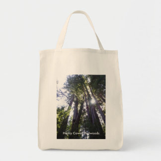 Henry Cowell Redwoods Tote