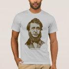 Henry David Thoreau Personalized Quote T-shirt