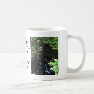 Henry David Thoreau quotation about FRIENDSHIP Coffee Mug