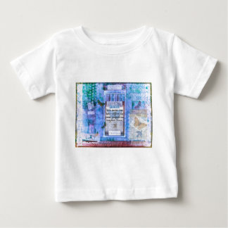 Henry David Thoreau quote about Tolerance Baby T-Shirt