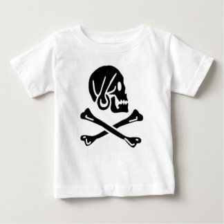 Henry Every authentic pirate flag Baby T-Shirt