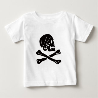 Henry Every-Black Baby T-Shirt