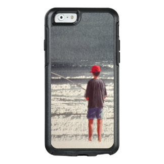 Henry Fishing Alps 1990 OtterBox iPhone 6/6s Case