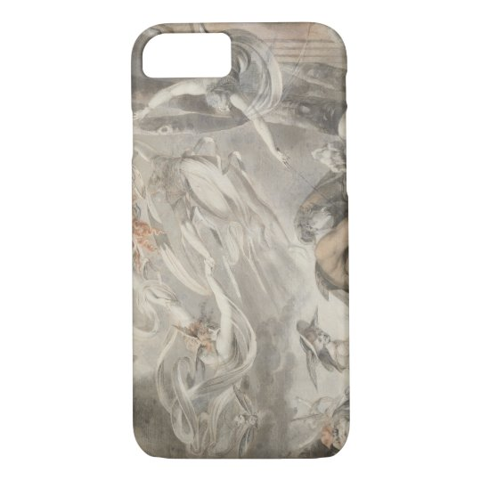 Henry Fuseli - The Shepherd's Dream iPhone 7 Case