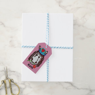 Henry Horse for Kids Gift Tag