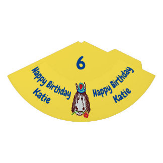 Henry Horse for kids Party Hat