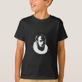 Henry Hudson Explorer Woodcut T-Shirt