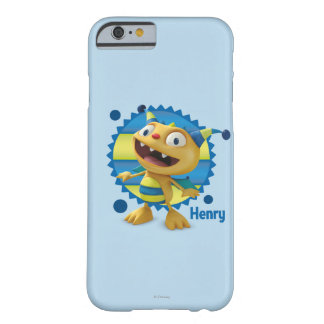 Henry Hugglemonster 3 Barely There iPhone 6 Case