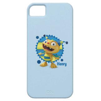 Henry Hugglemonster 3 iPhone 5 Case