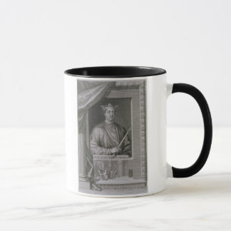Henry II (1133-89) King of England from 1154, from Mug