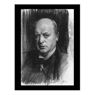 Henry James Carte Postale
