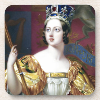 Henry Pierce Bone Queen Victoria Coaster