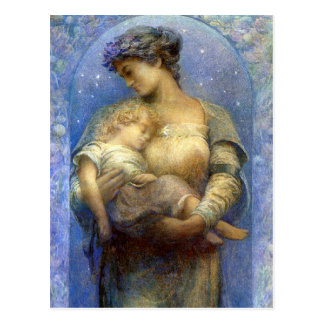 Henry Raymond Thompson: O Holy Night Postcard