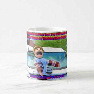 Henry & THE BOX Cartoon Mug