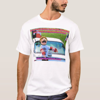 Henry & THE BOX Cartoon T-Shirt