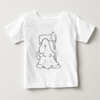 Henry, the Grim Reaper Baby T-Shirt