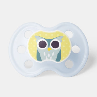 Henry the Owl Pacifiers