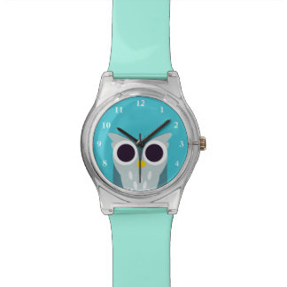 Henry the Owl Wrist Watches