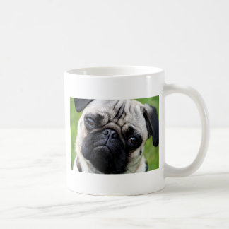 henry the Pug Coffee Mug