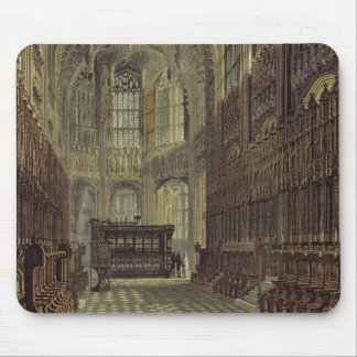 Henry the Seventh Chapel, plate 8 from 'Westminste Mouse Pad
