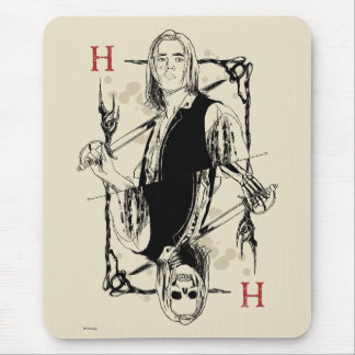 Henry Turner - Man of Honor Mouse Pad