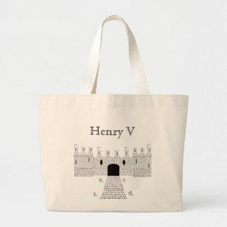 Henry V Bag