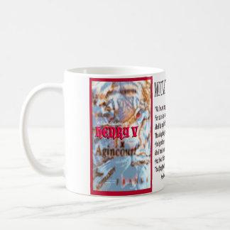 Henry V Coffee Mug