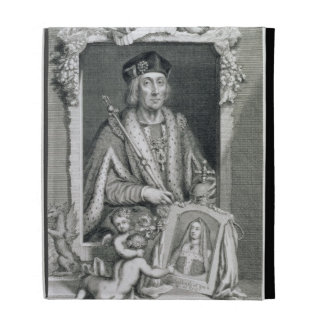 Henry VII (1457-1509) King of England from 1485, a iPad Folio Cases