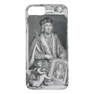 Henry VII (1457-1509) King of England from 1485, a iPhone 7 Case