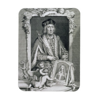 Henry VII (1457-1509) King of England from 1485, a Magnet