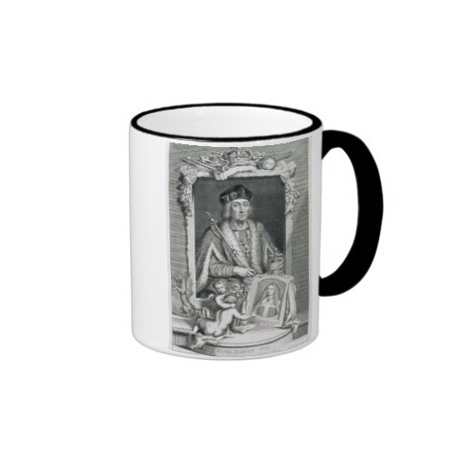 Henry VII (1457-1509) King of England from 1485, a Coffee Mug