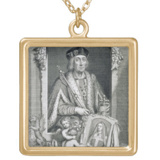Henry VII (1457-1509) King of England from 1485, a Jewelry
