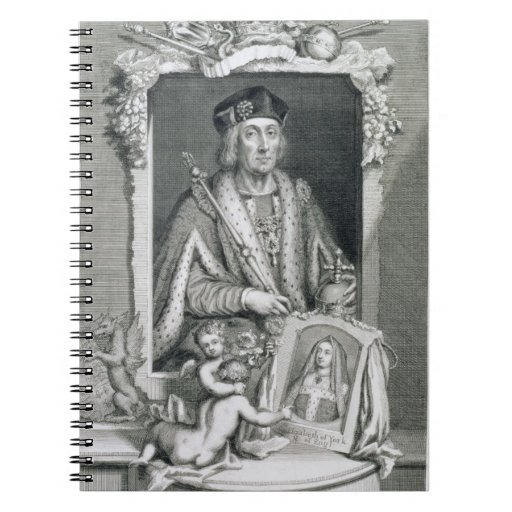 Henry VII (1457-1509) King of England from 1485, a Journals