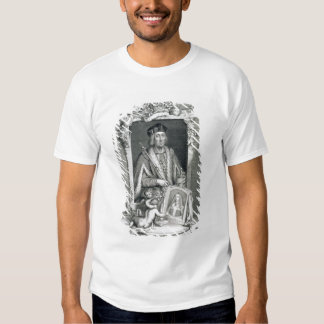 Henry VII (1457-1509) King of England from 1485, a Tees
