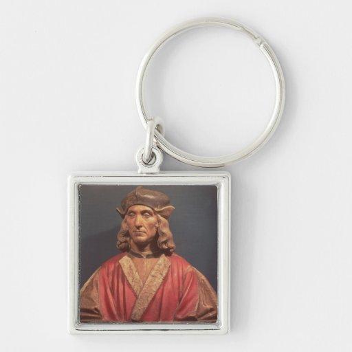 Henry VII, 1509-11 Key Chains