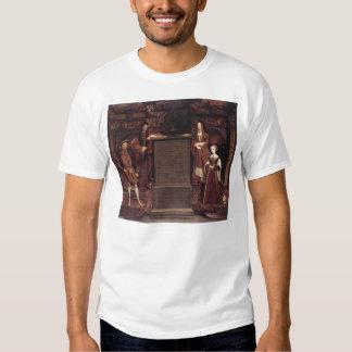 Henry VII, Elizabeth of York, Henry VIII and Jane  T Shirt