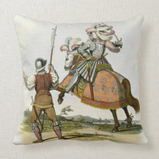 Henry VII, King of England (1457-1509) and a Billm Pillows