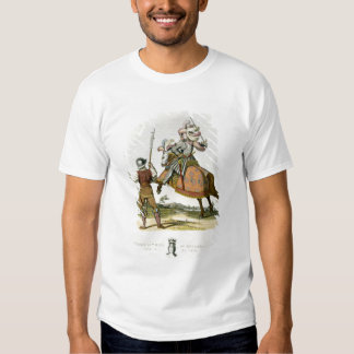 Henry VII, King of England (1457-1509) and a Billm Tshirt